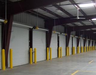 Warehouse Protection Bollards