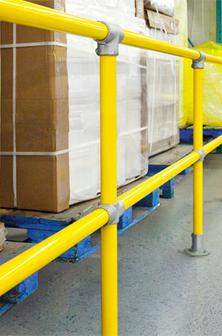 Handrail for Warehouses
